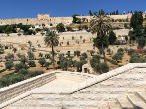 Kidron Valley & Eastern Gate