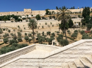 Kidron Valley & Eastern Gate