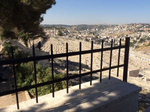 Mount of Olives Sarcophagi