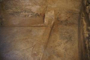 Inside the Garden Tomb